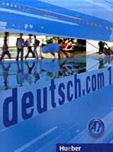 deutsch.com 1 Paket - Kursbuch + Arbeitsbuch mit Audio-CD zum Arbeitsbuch