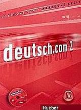 deutsch.com 2 Arbeitsbuch Tschechisch mit Audio-CD zum Arbeitsbuch