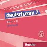 deutsch.com 2 Audio-CDs zum Kursbuch