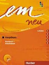 em neu 2008 Hauptkurs em neu 2008 Hauptkurs Kursbuch + Arbeitsbuch (1 - 5)