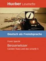 Lesehefte DaF Der Besserwisser, Leseheft