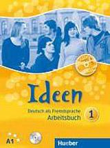 Ideen 1 Arbeitsbuch mit Audio-CD zum Arbeitsbuch + CD-ROM
