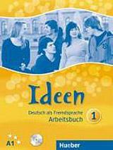 Ideen 1 Arbeitsbuch mit Audio-CD zum Arbeitsbuch