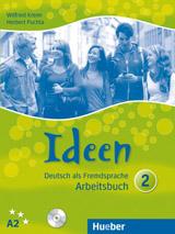 Ideen 2 Arbeitsbuch mit 2 Audio-CDs zum Arbeitsbuch + CD-ROM
