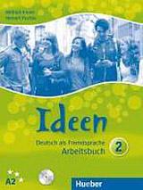 Ideen 2 Arbeitsbuch mit 2 Audio-CDs zum Arbeitsbuch