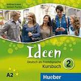 Ideen 2 3 Audio-CDs zum Kursbuch