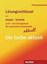Lehr- und Übungsbuch der deutschen Grammatik – aktuell Lösungsschlüssel