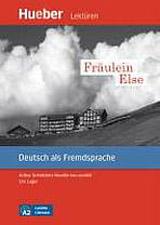 Leichte Literatur A2: Fräulein Else, Leseheft
