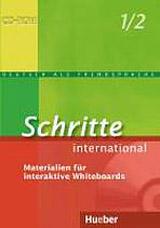 Schritte international 1 + 2 Materialien für interaktive Whiteboards