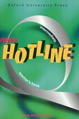 NEW HOTLINE INTERMEDIATE TEACHER´S BOOK