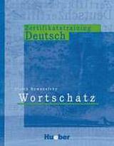 Zertifikatstraining Deutsch Wortschatz