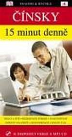 Čínsky 15 minut denně + CD MP3