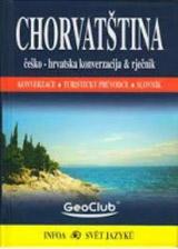 Jazykový průvodce - chorvatština/modrá