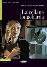 Black Cat - COLLANA LONGOBARDA + CD ( Level 1)