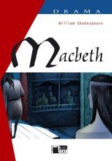 Black Cat DRAMA - MACBETH Book + CD (G. A. Level 2)