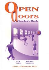 OPEN DOORS 3 TEACHER´S BOOK