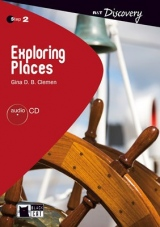 Black Cat EXPLORING PLACES + CD ( Reading & Training Discovery Level 2)