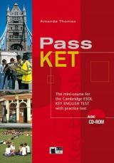 Pass KET Teacher´s Book with Audio CD