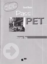 PASS PET Answer Key