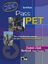 PASS PET Self-Study Pack (Student´s Book with Answer Key and Audio CDs (2))