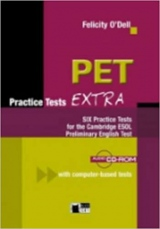 PET Practice Tests Extra Student´s Book with Audio CD / ROM (2)