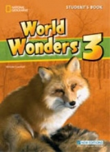 World Wonders 3 Student´s Book with Audio CD