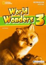 World Wonders 3 Workbook with Key
