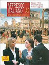 AFFRESCO ITALIANO A2 libro + CD