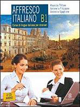 AFFRESCO ITALIANO B1 libro + CD
