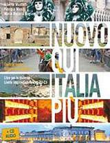 NUOVO QUI ITALIA PIÚ studente + CD