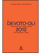 DEVOTO-OLI 2012 Vocabolario + CD-ROM