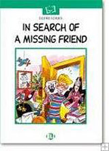 ELI READERS In Search of a Missing Friend + CD