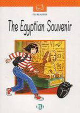 ELI READERS The Egyptian Souvenir + CD