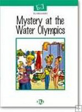ELI READERS Mystery at the Water Olympics + CD