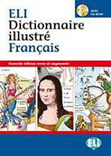 ELI DICTIONNAIRE ILLUSTRE FRANCAIS + CD-ROM