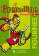 GRENADINE 1 FIGURINES