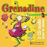 GRENADINE 2 AUDIO CD /2/ CLASSE