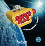SUPER MAX 2 AUDIO CD CLASSE