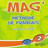 LE MAG 2 AUDIO CD CLASSE