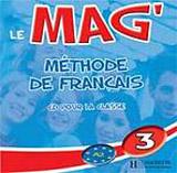 LE MAG 3 AUDIO CD CLASSE