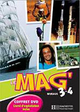 LE MAG 3&4 DVD PAL
