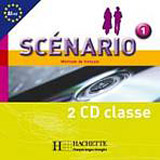 SCENARIO 1 AUDIO CD CLASSE /2/