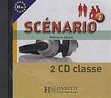 SCENARIO 2 AUDIO CD CLASSE /2/