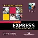 OBJECTIF EXPRESS 1 AUDIO CD /2/