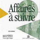 AFFAIRES A SUIVRE AUDIO CD ELEVE