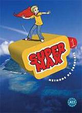 SUPER MAX 1 LIVRE D´ELEVE