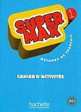 SUPER MAX 1 CAHIER D´ACTIVITES