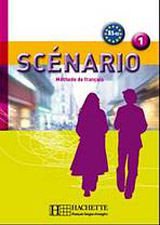 SCENARIO 1 LIVRE D´ELEVE + CD