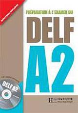 DELF A2 Livre & CD