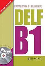 DELF B1 Livre & CD